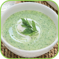 Parsley - Parsley soup