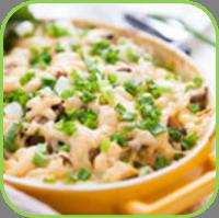 Culinary herbs ; Casseroles