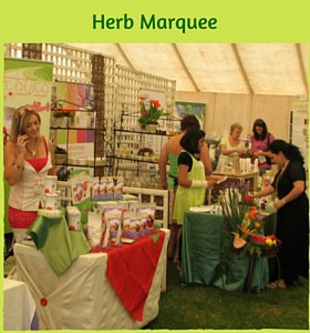 Herb Marquee